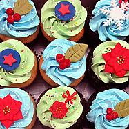 Holiday Cupcakes